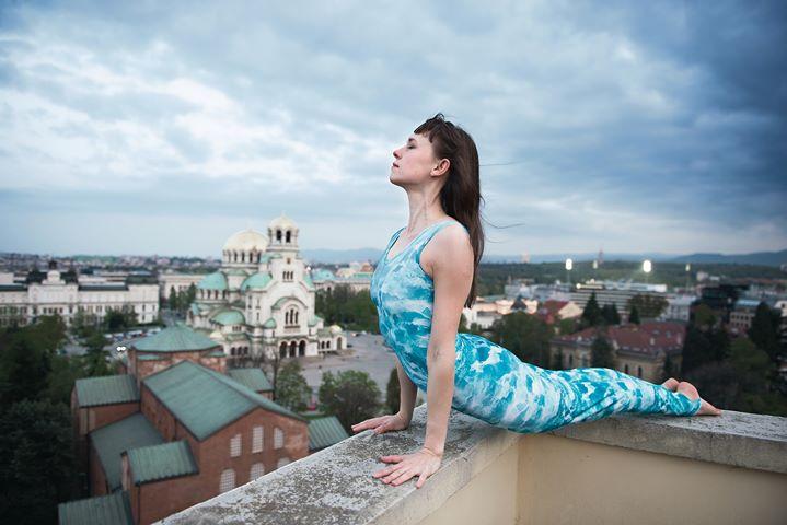 Зимният йога лагер с Анна Данилова
