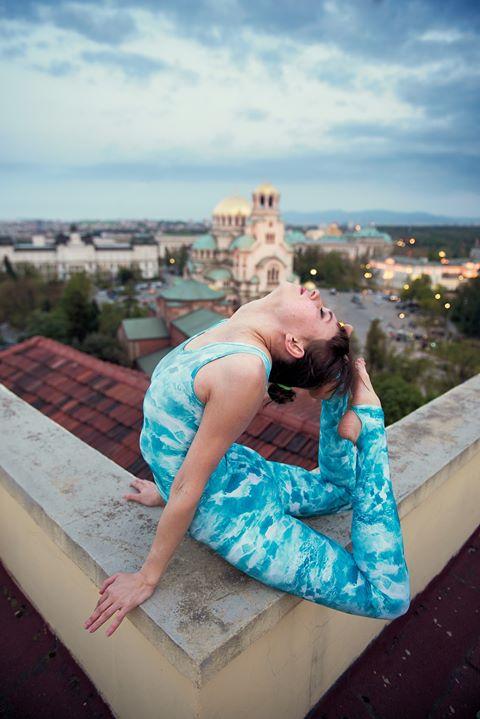 Отваряне на гръдният кош и зона на сърце с Анна Данилова